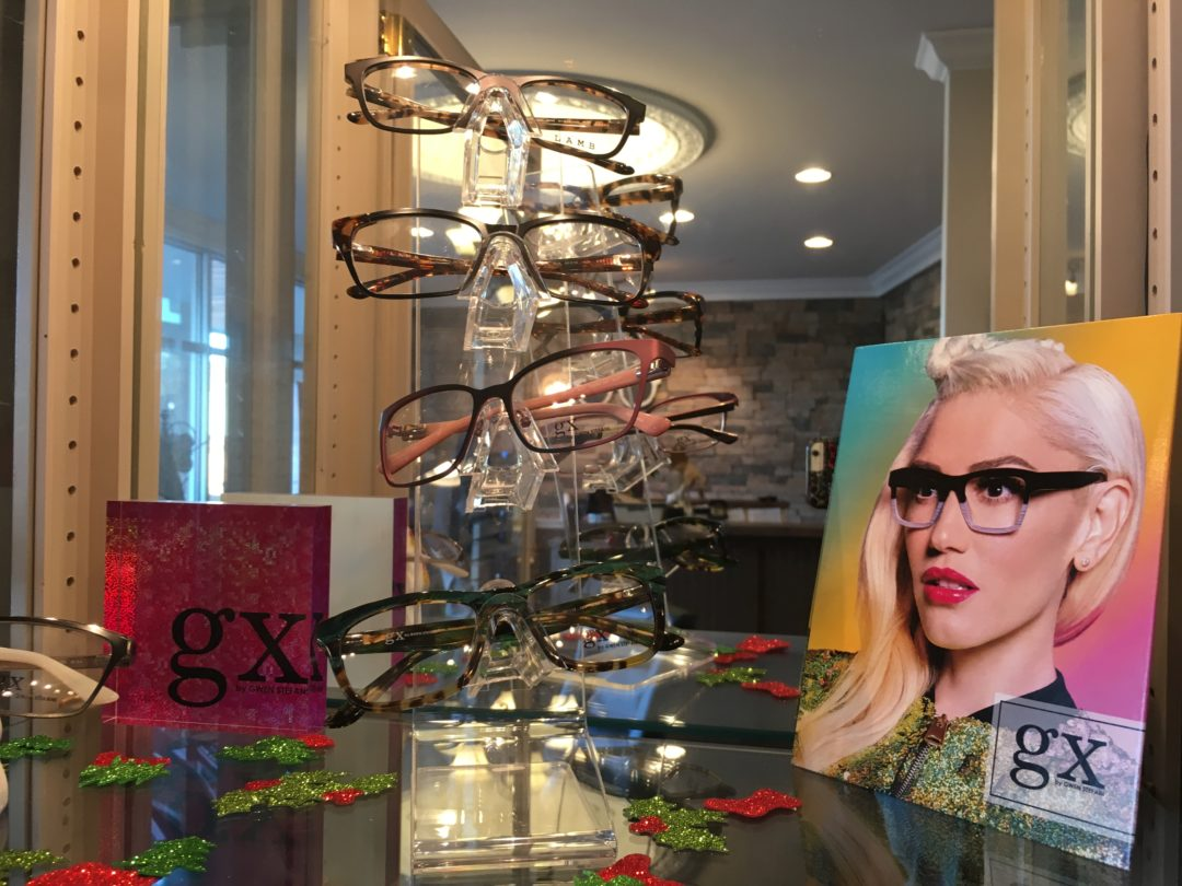 GX (Gwen Stefani) glasses